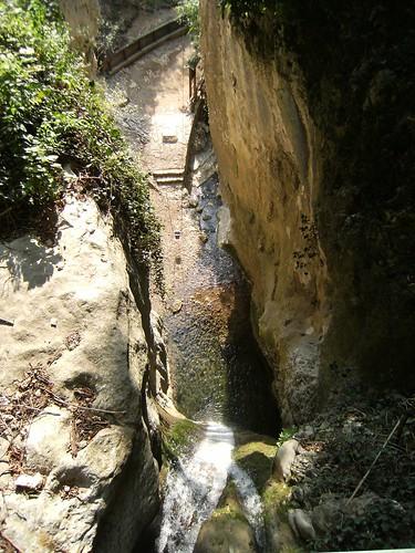 cascata verde