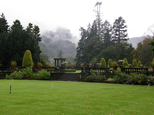 Rydal Hall Gardens