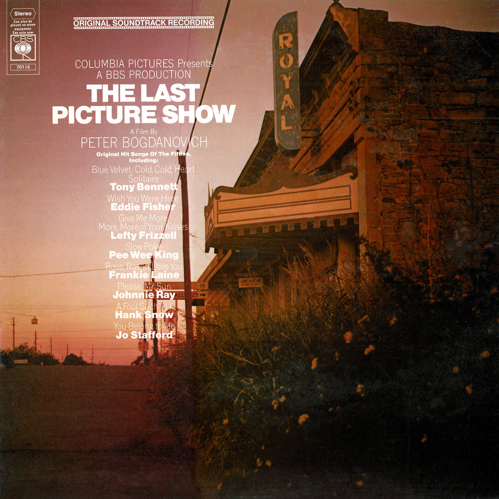 Various Artists - The Last Picture Show