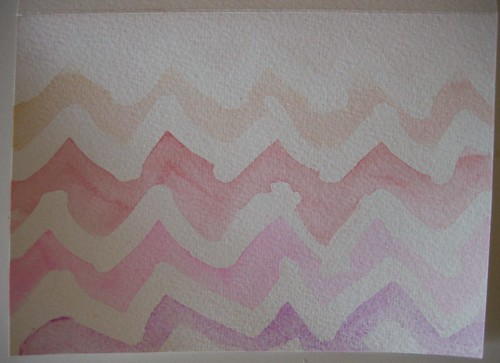 Messy Chevrons [After]