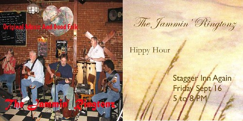 Jammin Ringtonz Hippy Hour 9-16-11