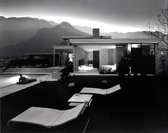 """Kaufman House"" by Julius Shulman (1947)"
