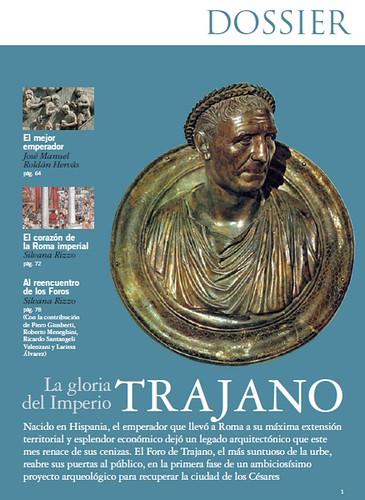 Rome, The Imperial Fora Project (1998-2011): Roma - Silvana Rizzo, El corazon de la Roma Imperiali & Al reencuentro de los Foro, (1999-2000) = [S. Rizzo, P. Giusberti, R. Meneghini e R. S. Valenzani. Fori Imperiali, ARCHEO, nn. 178, (12/1999)]. by Martin G. Conde