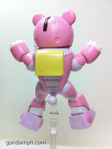144 HG GB Pink Bearguy Gundam Expo Limited Edition (34)