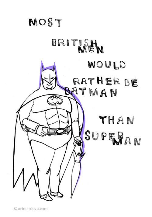 Most British Men