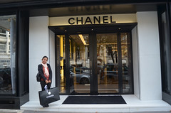 Chanel at Avenue Montaigne, Paris