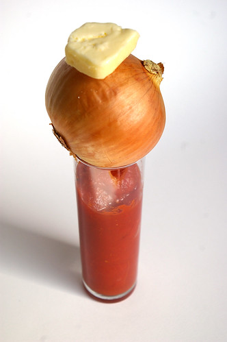 Butter, onion, tomato II