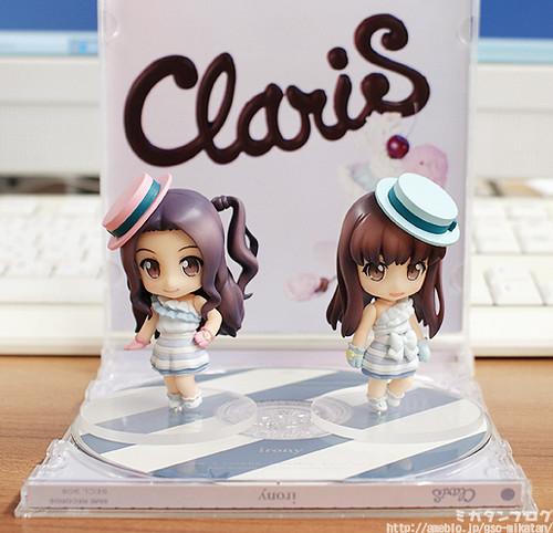 Nendoroid Petit ClariS