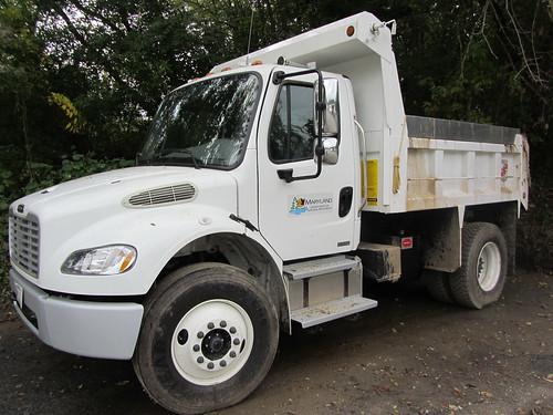 MD DNR MPS Dump Truck