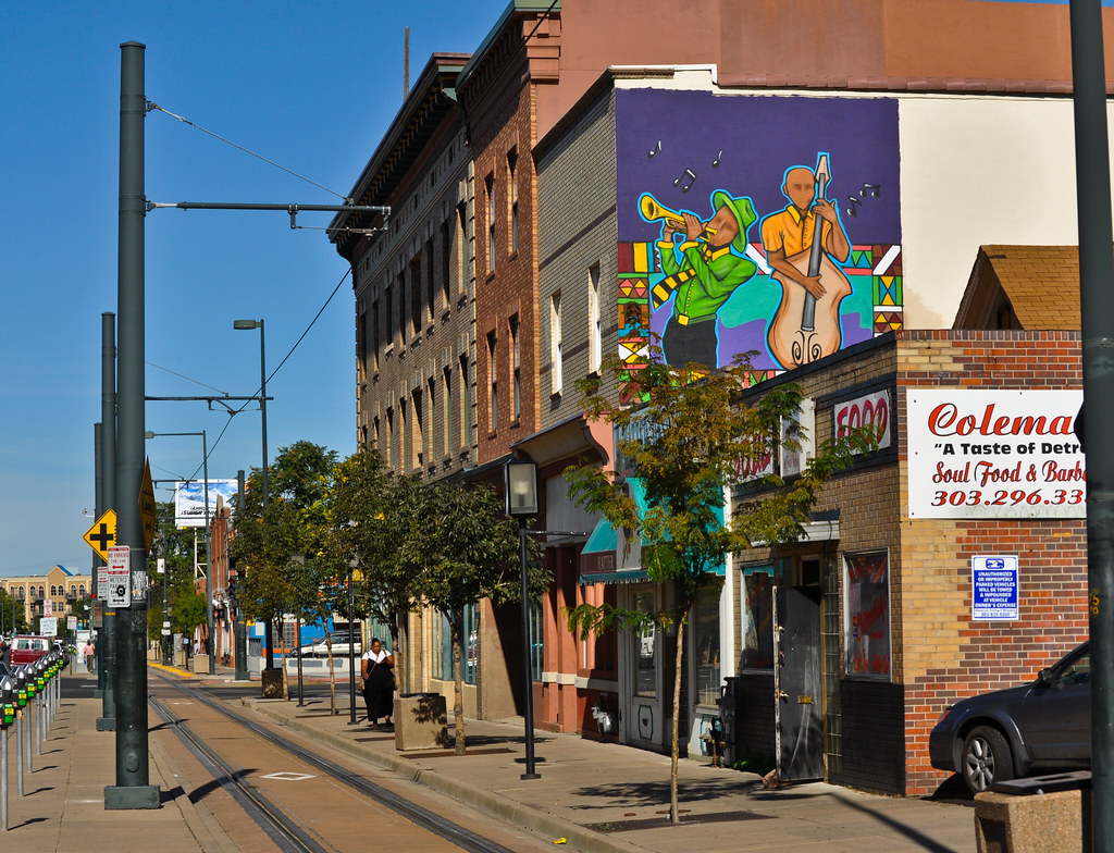 Image result for denver's new five points neighborhood