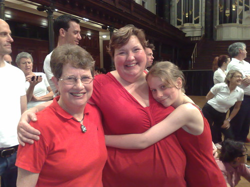 Three generations in support of marriage equality
