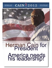 Herman Cain, Presidential Candidate
