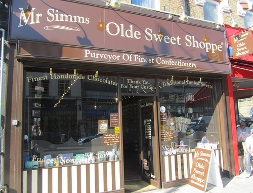 Olde Sweet Shoppe, Finchley