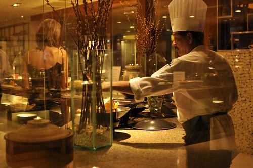 Club Med珍拉汀灣:讓人垂涎三尺的美食