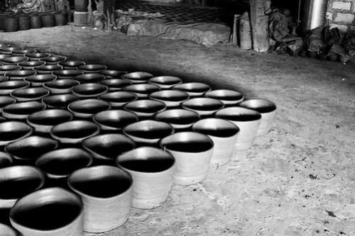 Pots at Pagburnayan