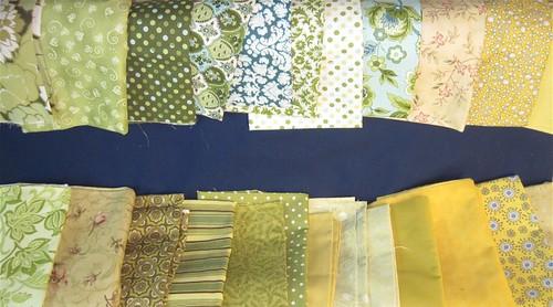 Initial Fabrics