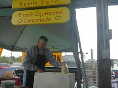 Kettle Corn Vendor