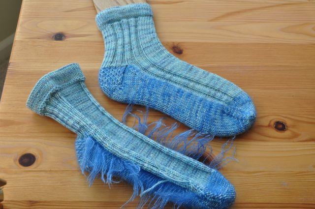 Squishville socks.
