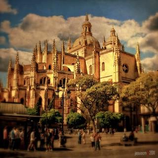 Segovia Cathedral • Catedral de Segovia