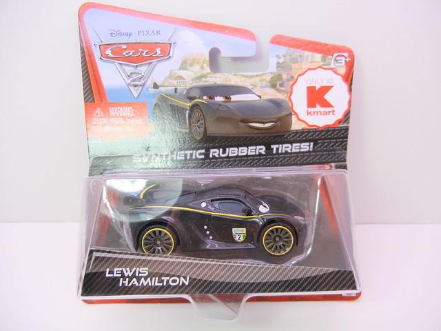 disney cars 2 kmart collector event #7 Lewis Hamilton