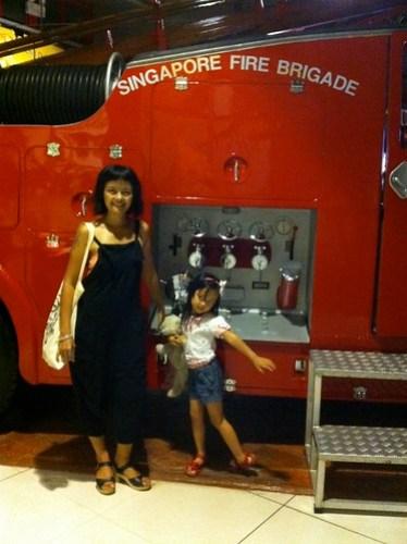 singapore fire department!