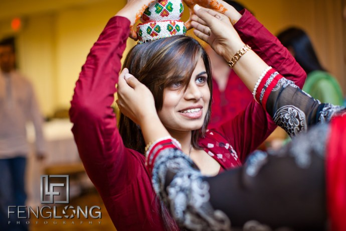 Mehndi Party   Shamz & Sana's Wedding Day 1   Hyatt Place Atlanta Airport South   Atlanta Indian Photographer