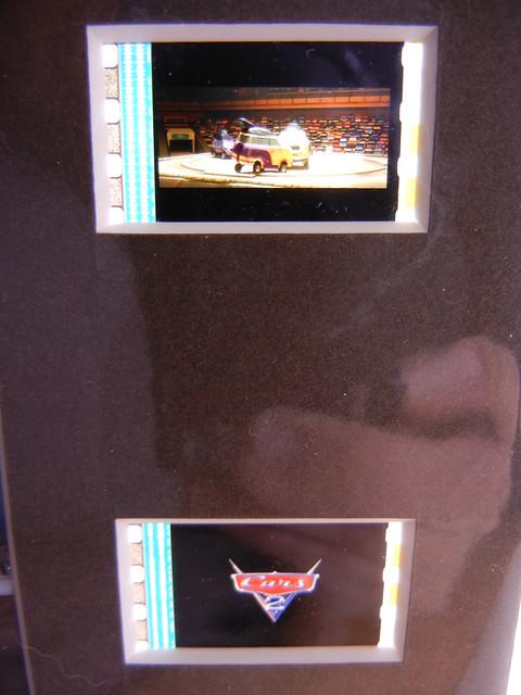 disney cars custom film slide plaque (4)