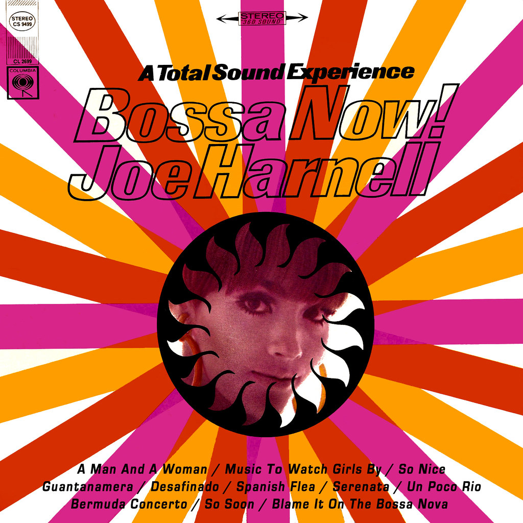 Joe Harnell - Bossa Now