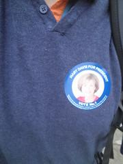Mary Davis Sticker