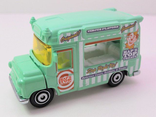 matchbox ice cream van teal (2)
