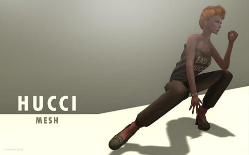 Hucci Mesh