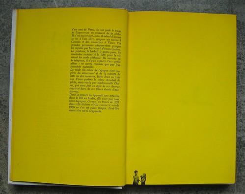 Colette (Sidonie-Gabrielle), Le blé en erbe; Club des éditeurs, (Flammarion), Paris 1956. p. 12 e 13 (part.), 1