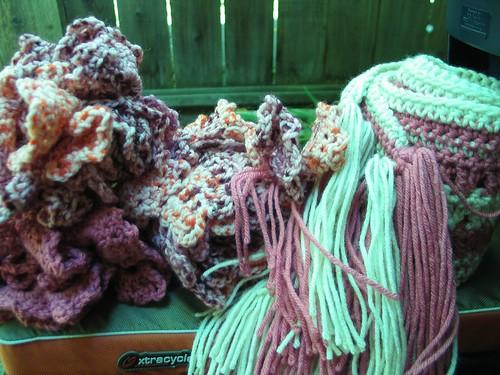 kristi's scarves