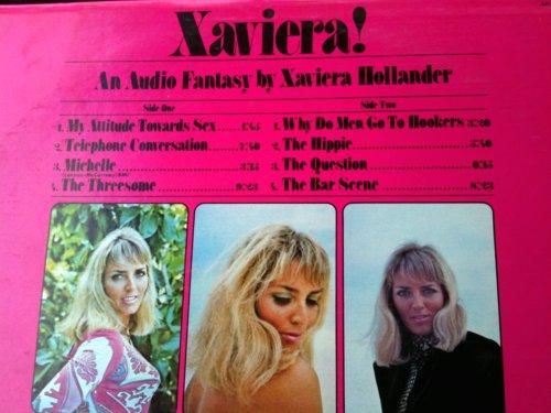 Xaviera track listing