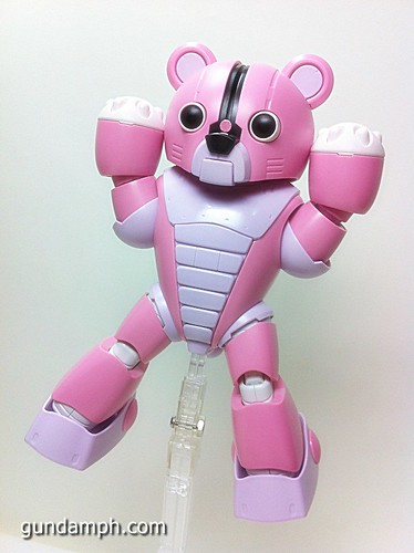 144 HG GB Pink Bearguy Gundam Expo Limited Edition (45)