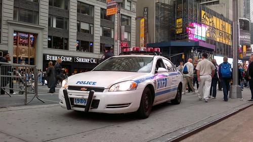 New York's Finest by zakattak