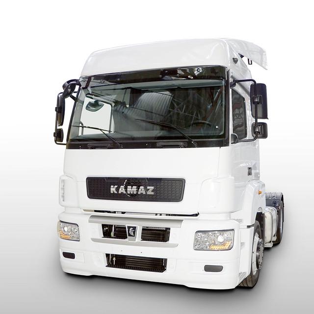 New Kamaz
