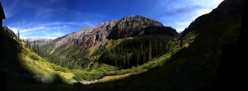 Good afternoon from the Wasatch Trail!