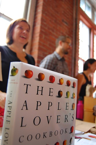 The Apple Lover's Cookbook by martha_jean