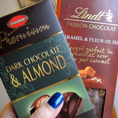 Mmm.. chocolate...