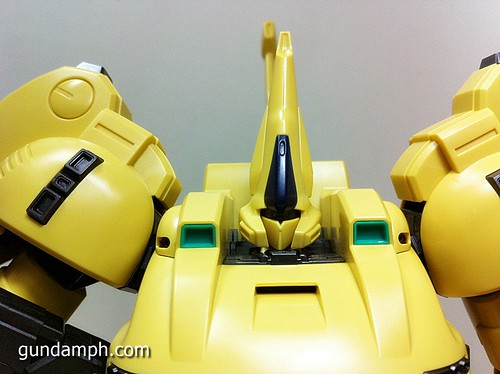 MG The-O PMX-003 Review OOB Build (64)