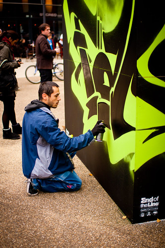 Meeting of Styles, London 2011