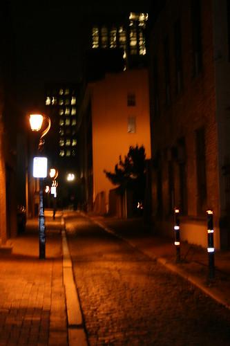 Pine Street-most haunted street in Philadelphia