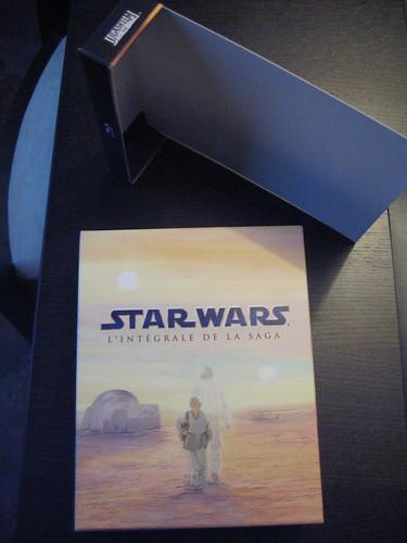 star wars - coffret dé-scellé