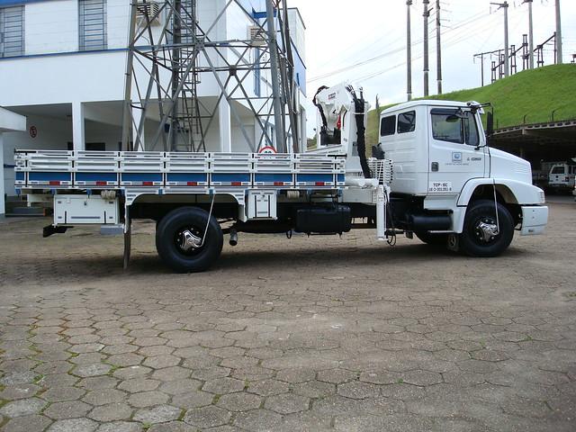 Brazilian Trucking: My truck 2