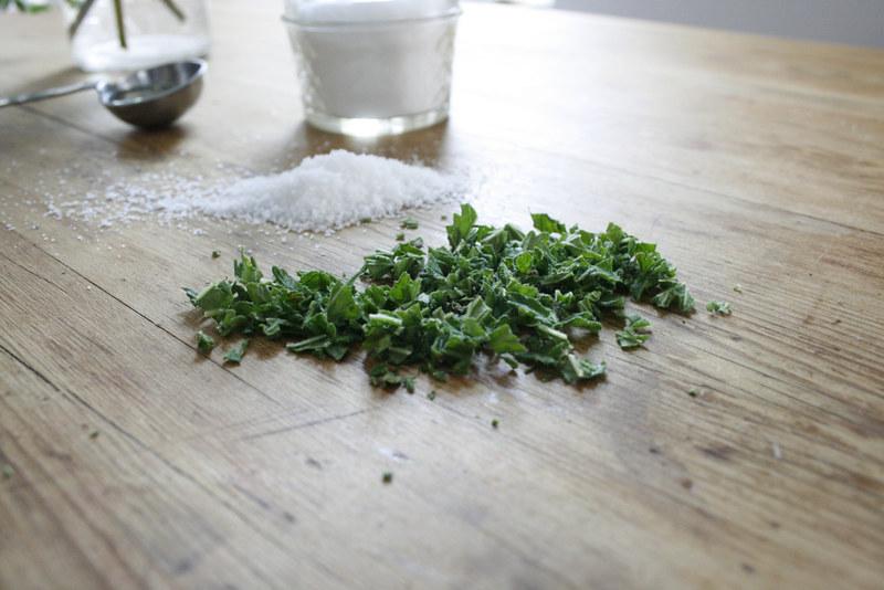geranium_chopped