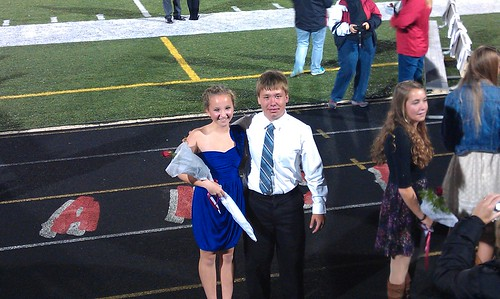 Homecoming Freshman Prince and Princess by ROIHUNTER
