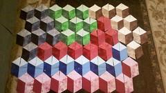 Tumbling blocks by spirit97
