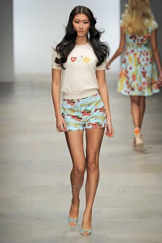 Issa FV S2012 shorts