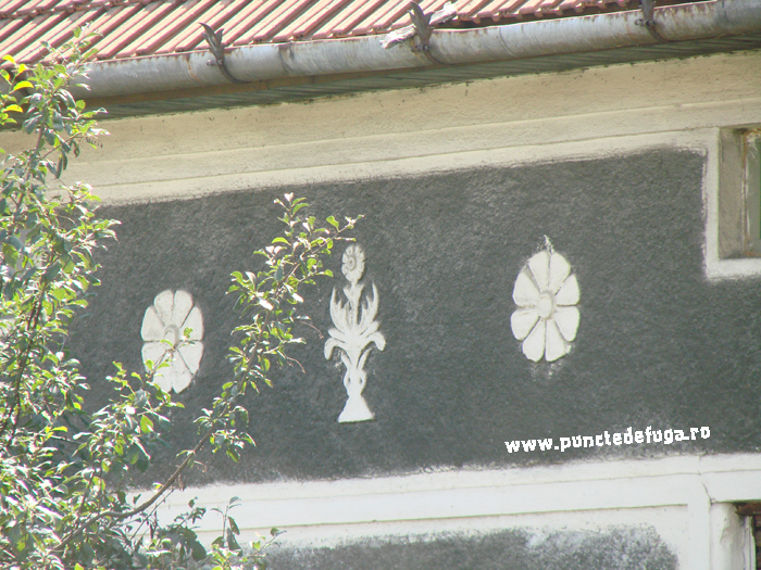 detaliu decoratie fatada